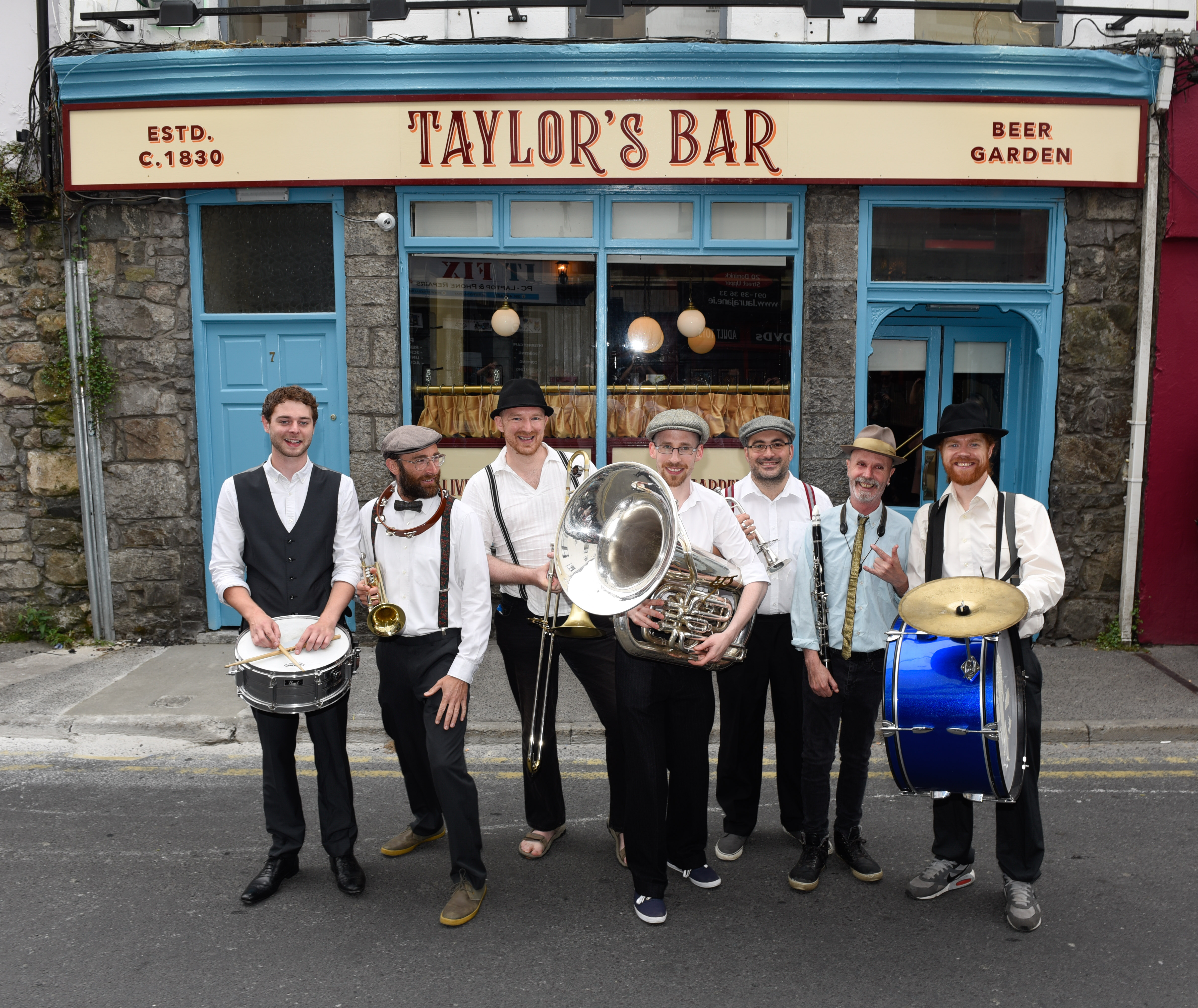 Taylor's Bar Galway